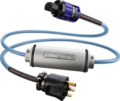 IsoTek EVO3 Syncro 2 m kabel C15