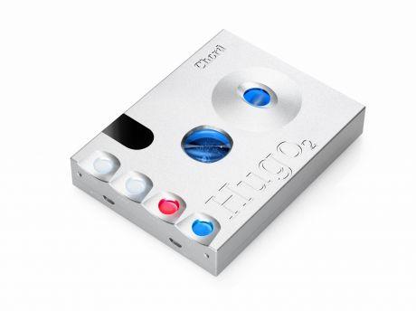 Chord HUGO2 – Mobilní DAC a sluchátkový zesilovač + Kožené pouzdro HUGO 2
