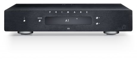 Primare i 15 analogue Black