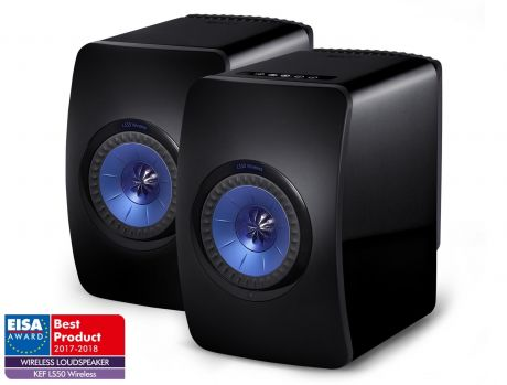 KEF LS50 Wireless Black