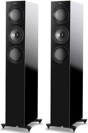 KEF R5 black pár