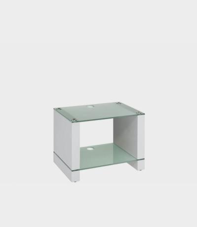 BLOK STAX 450X bílý lesk, bílé sklo