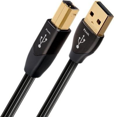 AUDIOQUEST Pearl USB AB  1,5m