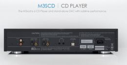 Musical Fidelity  • M3SCD •  CD přehrávač - black