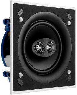 KEF Ci 160CSds • reproduktor vestavný dvojitý stereo • Bílá  1kus