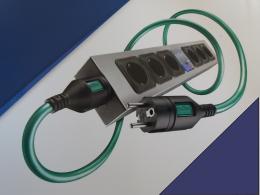 IsoTek  SET - EVO3 Polaris , kabel Initium C13/1,5m