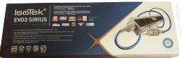 IsoTek  SET - EVO3 Sirius black ,kabel Premier C13/1,5m