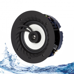 """Lithe Audio • vestavný reproduktor 6,5"""" Bluetooth IP44_koupelnový"""