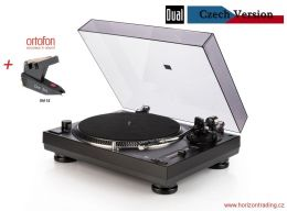 DUAL DT 303 USB Limited Edition + Ortofon OM 5E