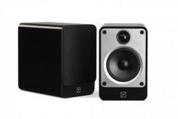 Q Acoustics Q Concept 20 repro regál/černá - pár