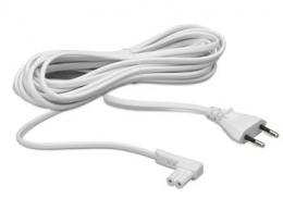 Flexson 5m napájecí kabel s rohovou koncovkou