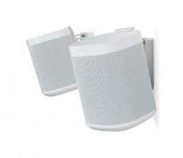 Flexson držák na zeď pro Sonos One, One SL, Play:1, bílý, 1 pár