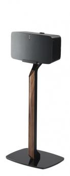 Flexson prémiový podlahový stojan pro Sonos Play:5 černá/ořech, 1 ks
