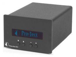 Gramofonový předzesilovač PRO-JECT PHONO BOX DS+