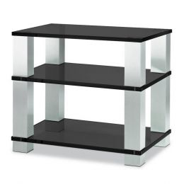 Spectral HE683 - hliník / černé sklo