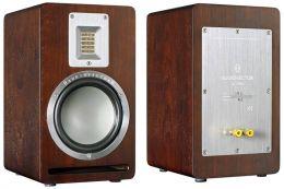 Audiovector QR1 Walnut weneer