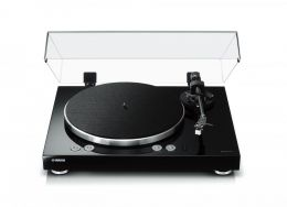 Gramofon YAMAHA TT-N503/MusicCast VINYL 500 Black