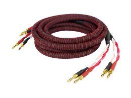 Dynavox PS Repro kabel 2x 2m