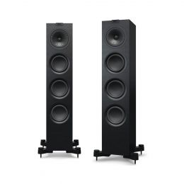 KEF Q550 black  pár
