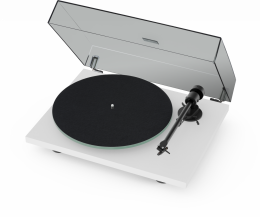 PRO-JECT T1 White OM5E
