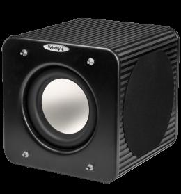 Velodyne Acoustics MicroVee mk2 Black Aluminium