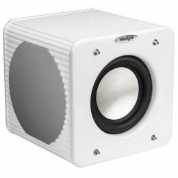 Velodyne Acoustics MicroVee mk2 White Aluminium