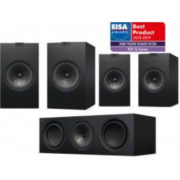 KEF Q350 set 5.0 black