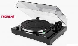Gramofon Thorens TD-202 + ortofon černé