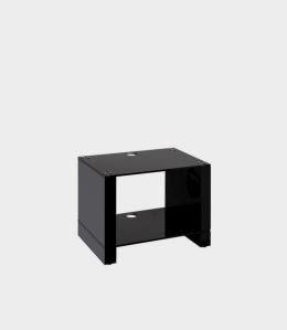 BLOK STAX 450X černý lesk, černé sklo