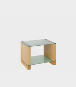 BLOK STAX 450X dub světlý, mléčné sklo