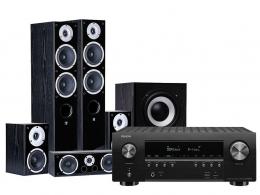 Denon AVR-S950H Black + Wilson RAPTOR 5/1/VOCAL/SUB-9 Black