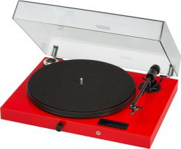 PRO-JECT JUKEBOX E + OM5E Red
