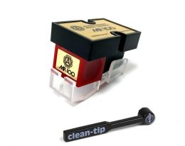Nagaoka MP-100 + Tonar Clean Tip Carbon Fiber Stylus