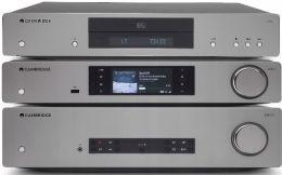 Cambridge Audio CXA81+CXN+CXC S2