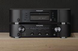 Marantz PM6007+CD6007 black
