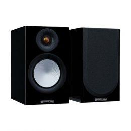 Monitor Audio Silver 50 7G black gloss