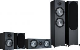 Monitor Audio Bronze 500 6G Black
