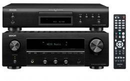 Denon DRA-800H + DCD-800 Black