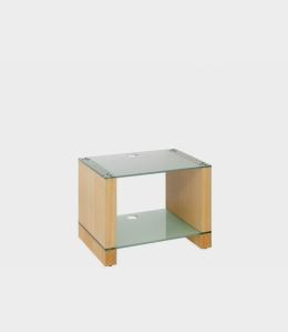 BLOK STAX 600 dub světlý, mléčné sklo