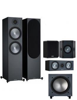 Monitor Audio Bronze 500 5.1  Black