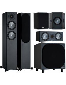 Monitor Audio Bronze 200 5.1 Black